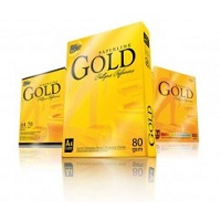 Gold, بسته 500 عددی, فروشگاه اینترنتی, کاغذ, کاغذ گلد A5, کتاب کمک درسی