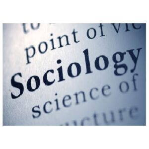 جامعه شناسی