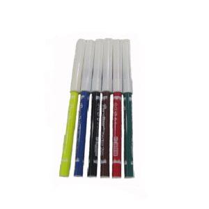 ماژیک رنگ آمیزی ۶ رنگ پارسیکار