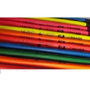 مداد مشکی پیکاسو Picasso مدل نئون HB